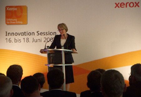 Xerox Innovation Session